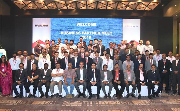 潍柴参加印度国际海事展3.jpg